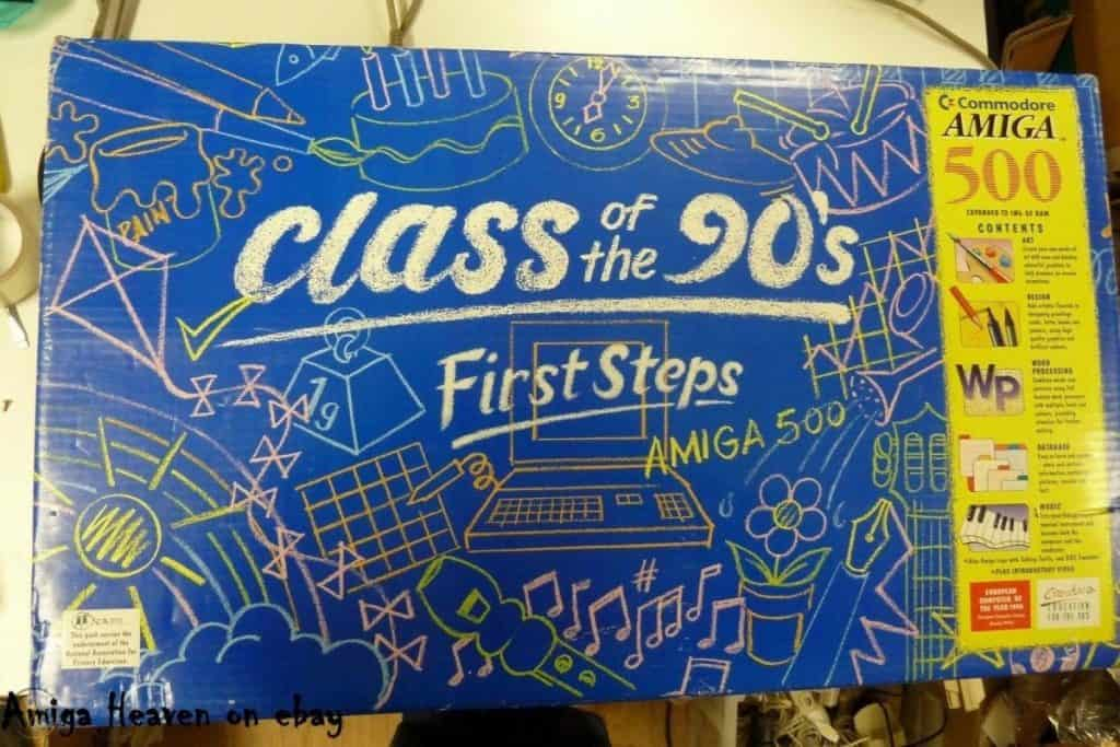 A500 Class of the 90's Pack