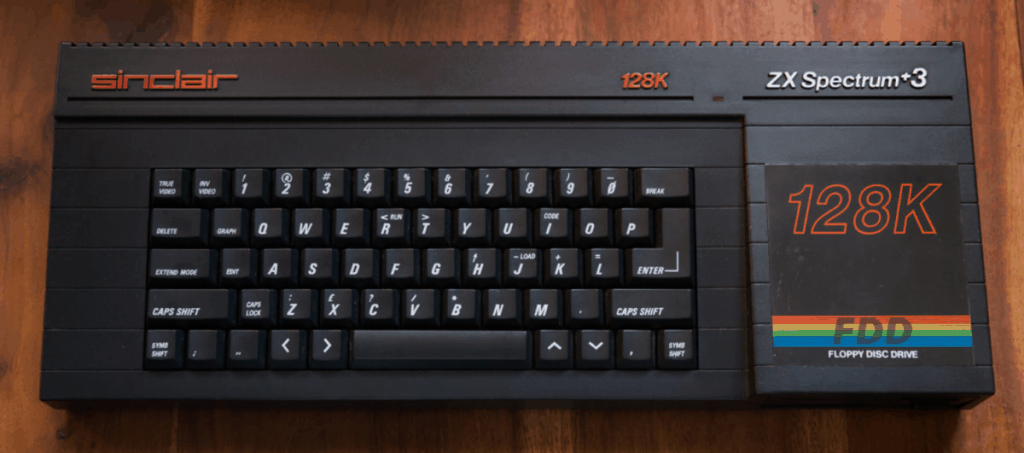 How Much is a ZX Spectrum 128k Worth