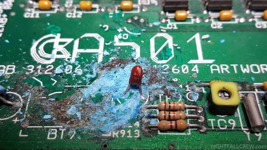 How to Remove Battery Corrosion from A501